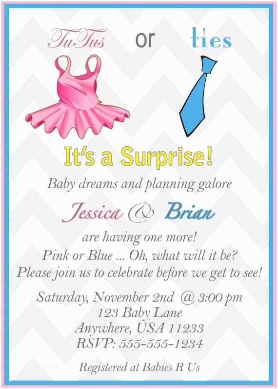 Gender Neutral Baby Shower Invitations Gender Neutral Baby Shower Invitation Digital File by