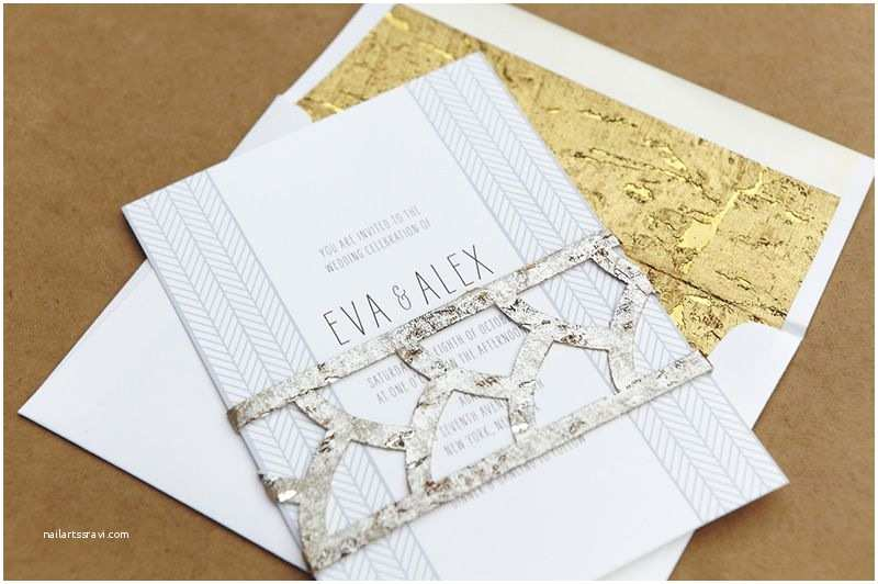 Geometric Wedding Invitations southwestern Geometric Wedding Invitations Make Merry