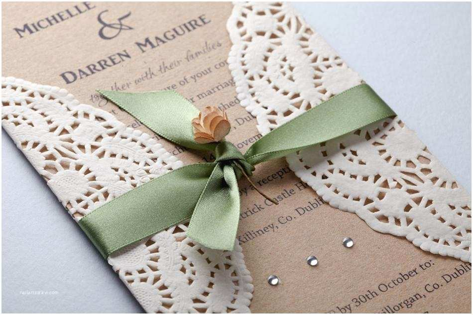 Gift Ideas Made From Wedding Invitations Freckled Feather Handmade Rustic & Vintage Wedding Invitations