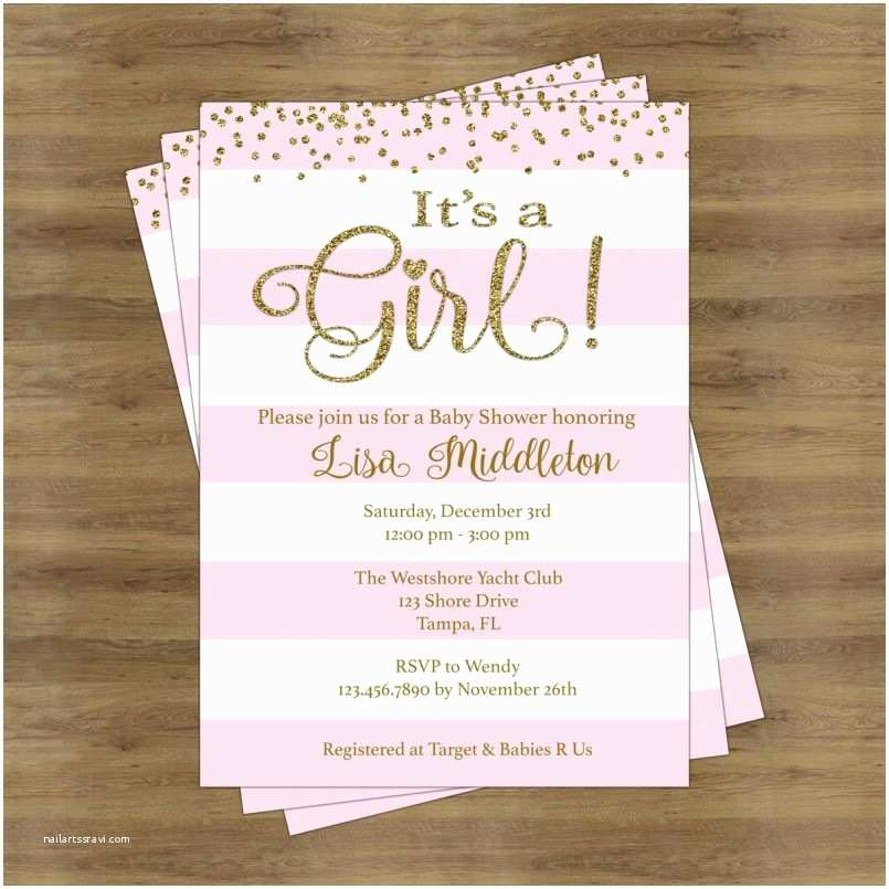 Girl Baby Shower Invitation Wording Colors Cute Baby Girl Shower Invitation Wording Plus with