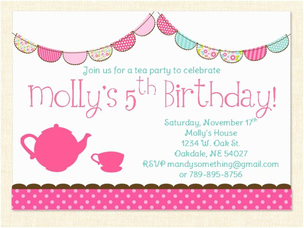 girls party invitations top 10 girls birthday party invitations