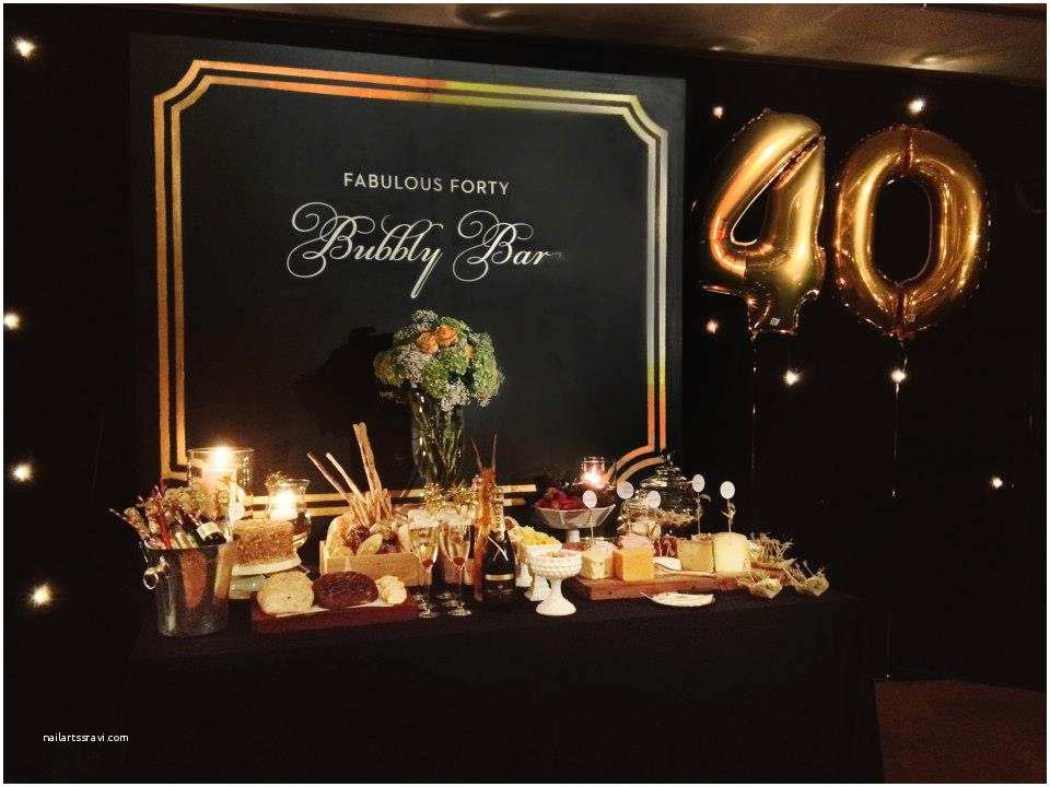 Glamorous Party Invitation Wow Fabulous 40th Birthday Party Oh It S Perfect