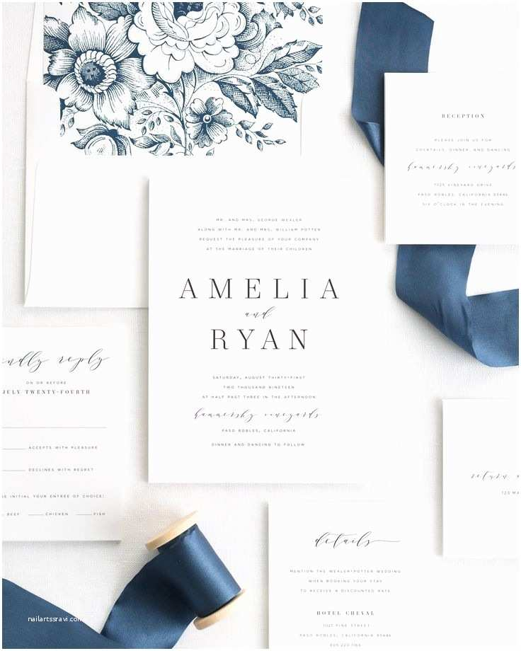 Glamorous Wedding Invitations Best 25 Elegant Wedding Invitations Ideas On Pinterest
