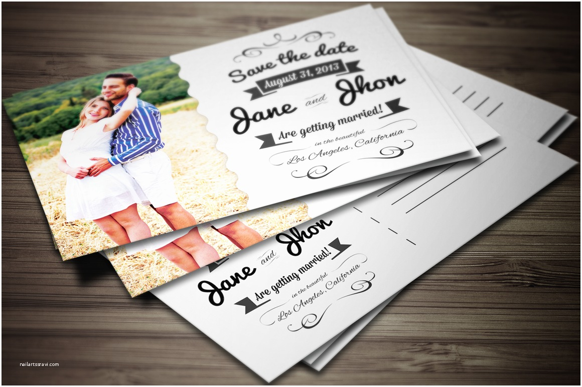 Glamorous Wedding Invitations Elegant Wedding Invitation Postcard Invitation Templates