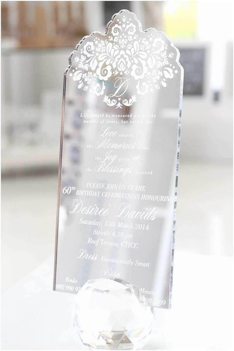 Glass Wedding Invitation Cards Wedding Invitations Wedding Stationery