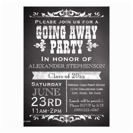Going Away Party Invitation Template Most Popular Farewell Party Invitations