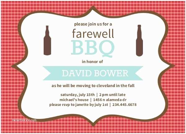 Going Away Party Invitation Wording Farewell Party Invitation