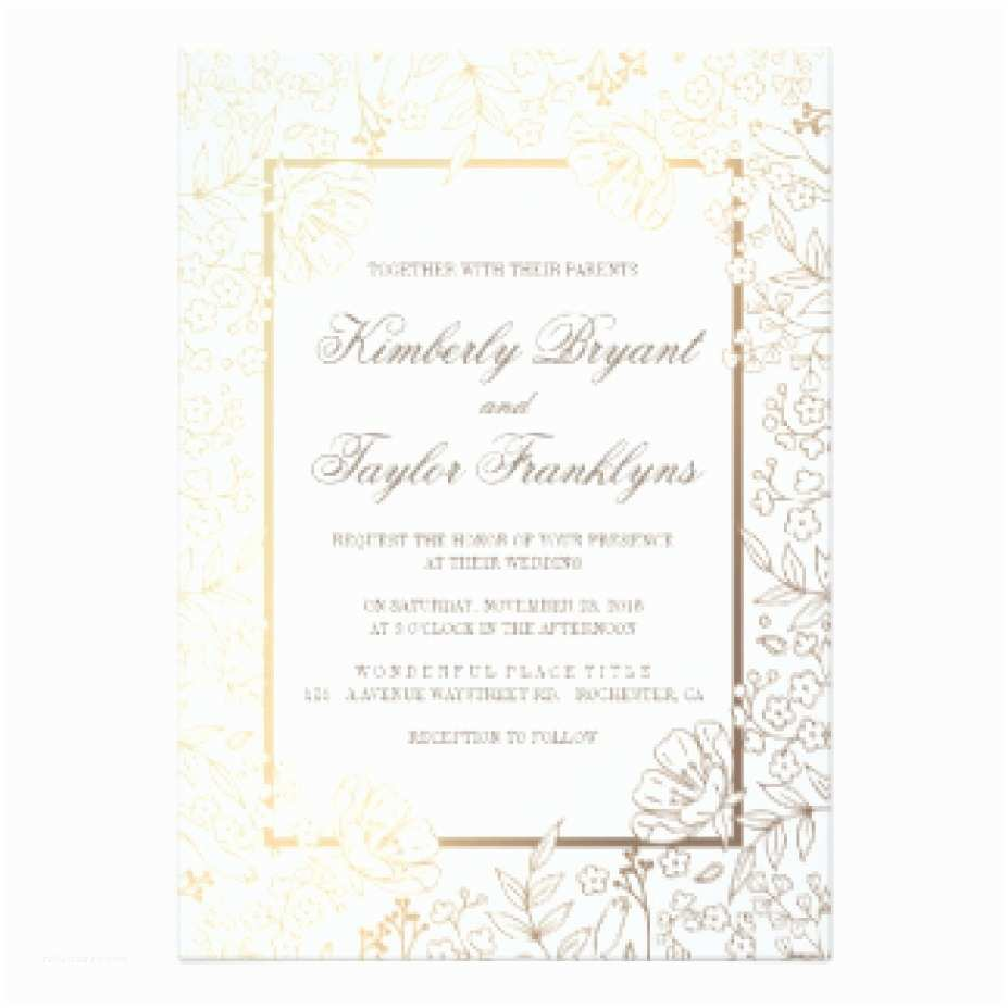 Gold And White Wedding Invitations 29 Capture White And Gold Wedding Invitations Fancy –