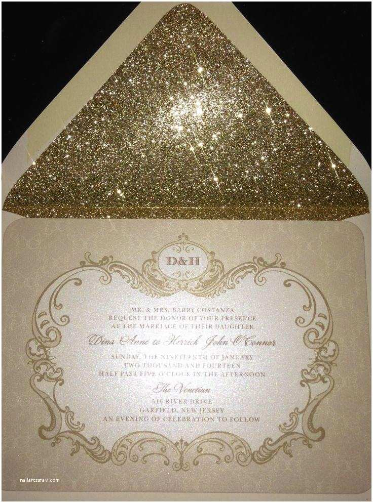 Gold and White Wedding Invitations White and Gold White and Gold Invitation Paper