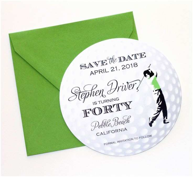 Golf Party Invitation 26 Best Images About Raymond S Retirement Party On