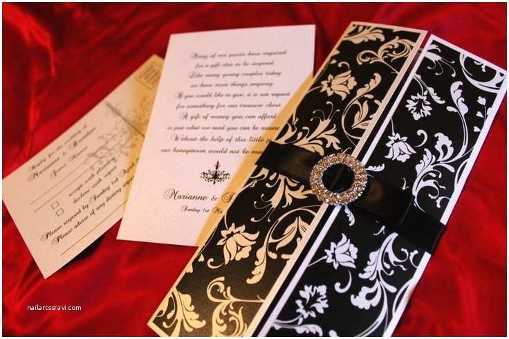 Gothic Wedding Invitations Gothic Invitations Gothic Wedding