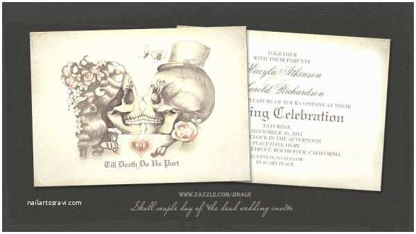 Gothic Wedding Invitations Other Invitations