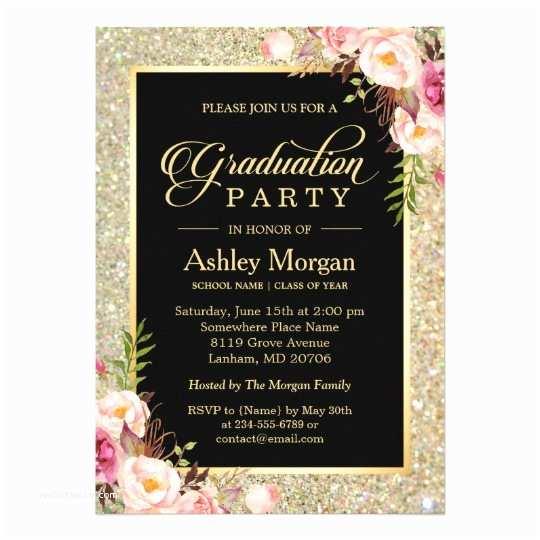 Grad Party Invites Princess Party Invitations & Announcements