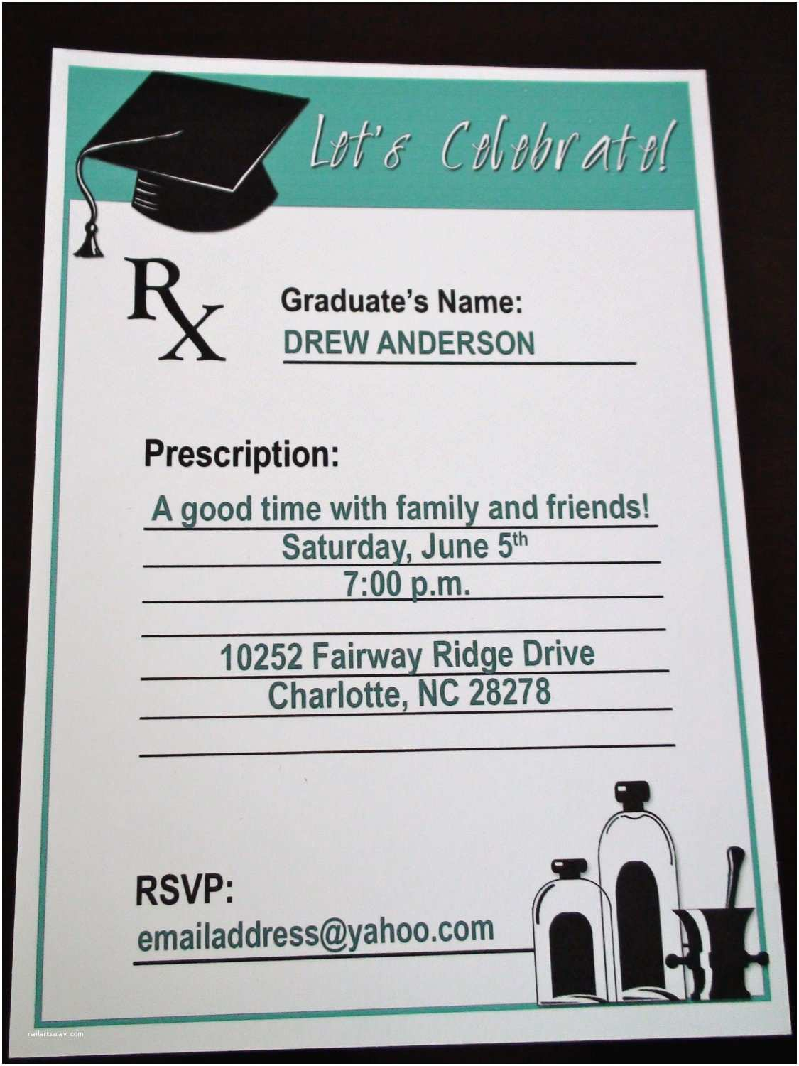 "Grad Party Invites Search Results for ""graduation Party Ideas 2015"
