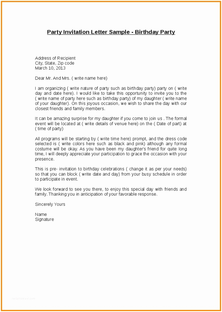 Graduation Ceremony Invitation Sample Graduation Invitation Letter the Best Letter Sample