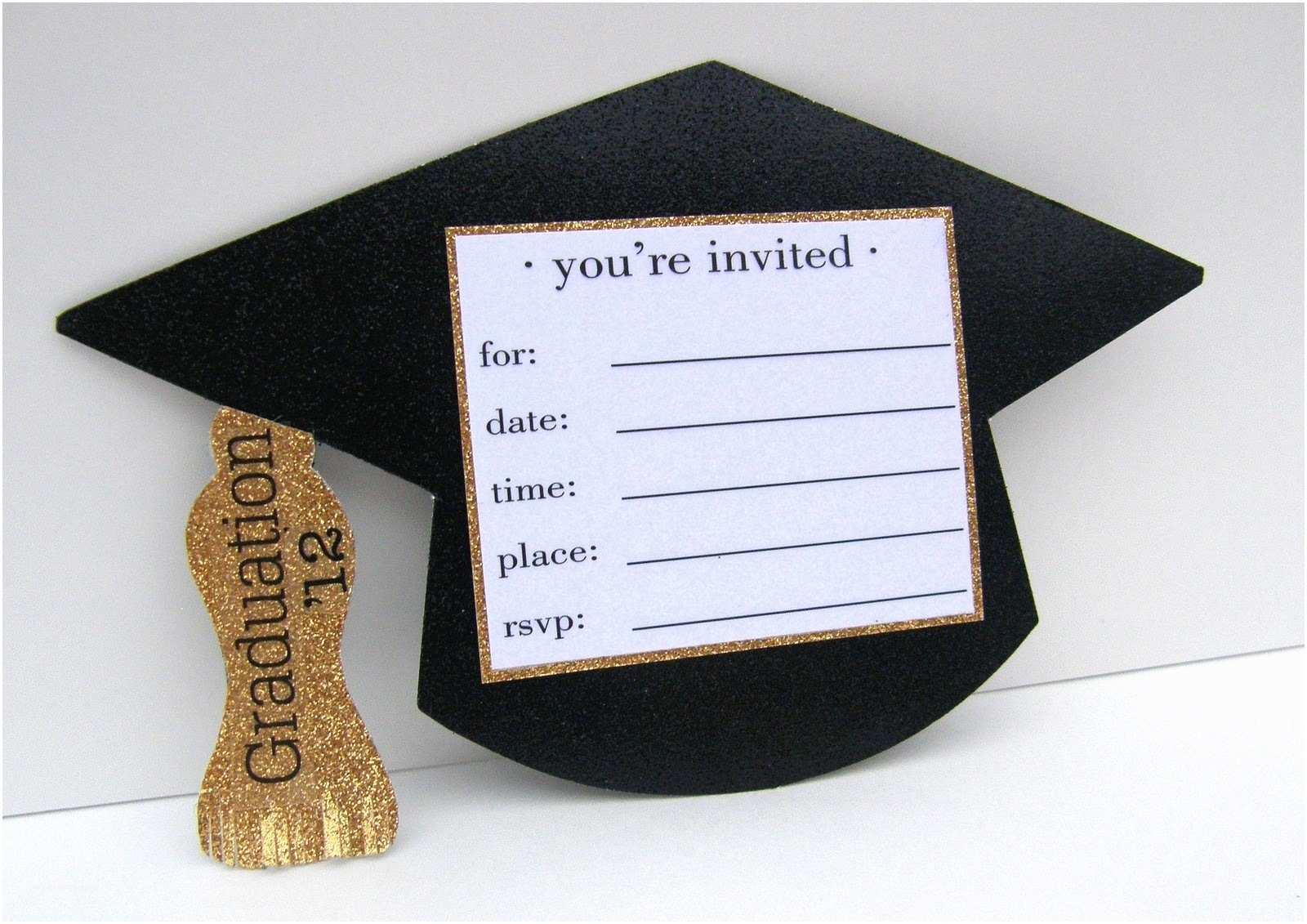 Graduation Invitation Ideas 10 Creative