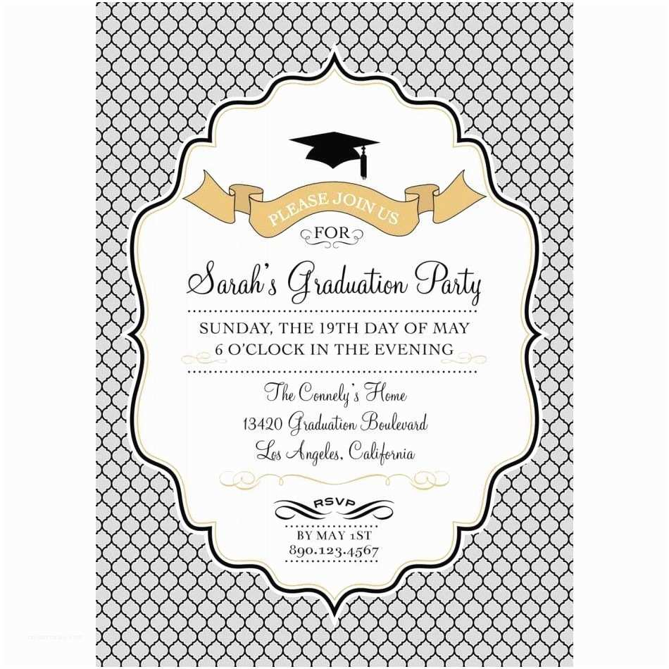 Graduation Invitations Cheap Cheap Graduation Invitations Template Resume Builder