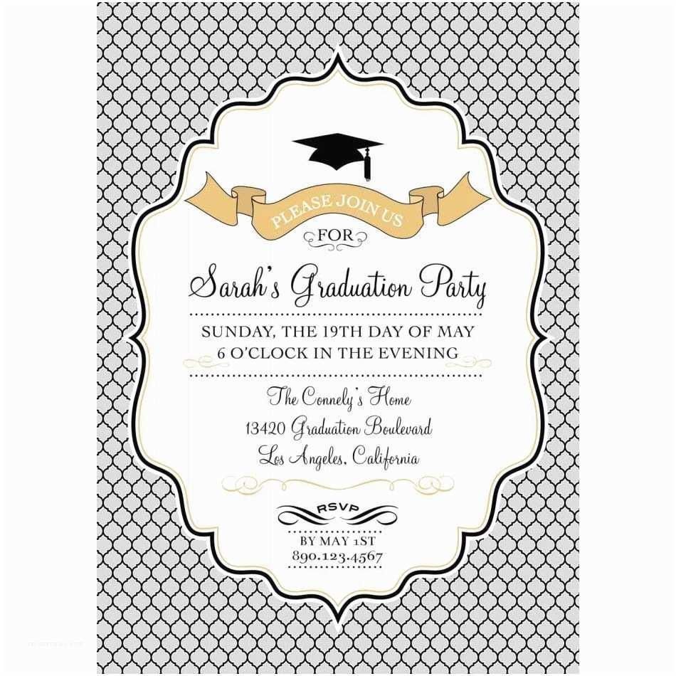Graduation Invitations Templates Free Graduation Invitation Templates Free Photoshop