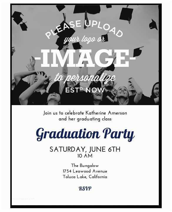 Graduation Invitations Templates Free Invitation Template 43 Free Printable Word Pdf Psd