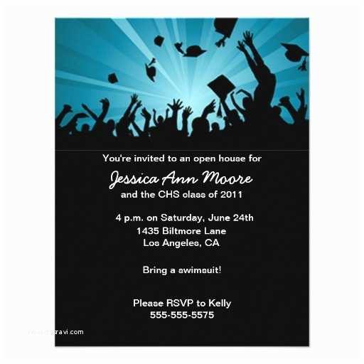 Graduation Open House Invitations Graduation Open House Invitation