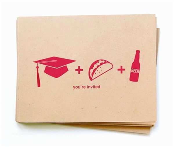 Graduation Party Invitation Ideas 10 Creative Graduation Invitation Ideas Hative