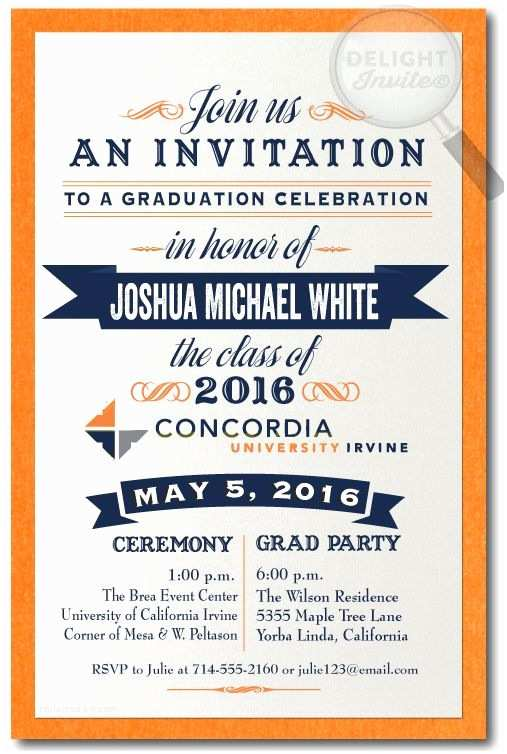 Graduation Party Invitation Ideas 25 Best Ideas About College Graduation Announcements On