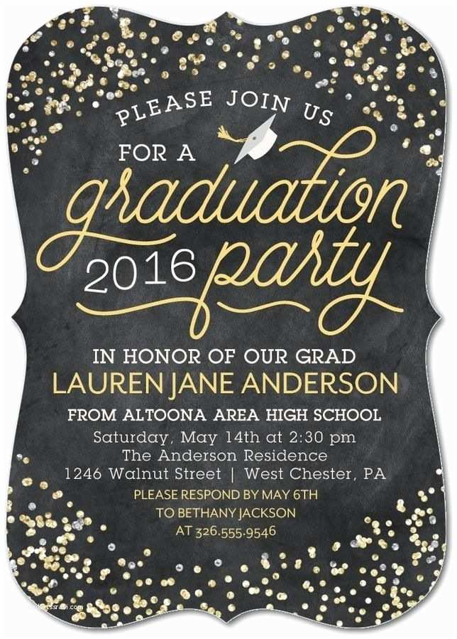 Graduation Party Invitation Ideas 25 Best Ideas About Graduation Invitations On Pinterest