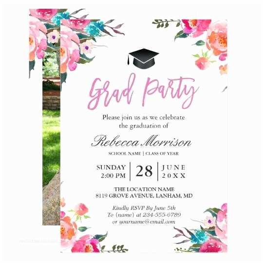 Graduation Party Invitation Templates Invitations