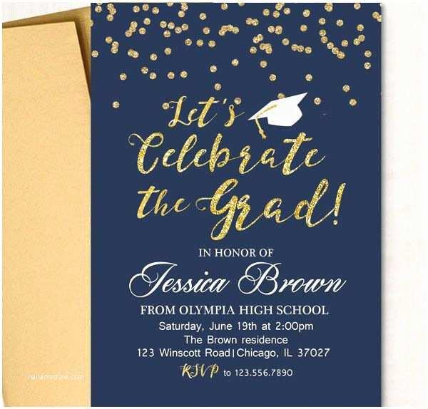 Graduation Party Invitation Wording High School Graduation Party Invitation Wording Samples