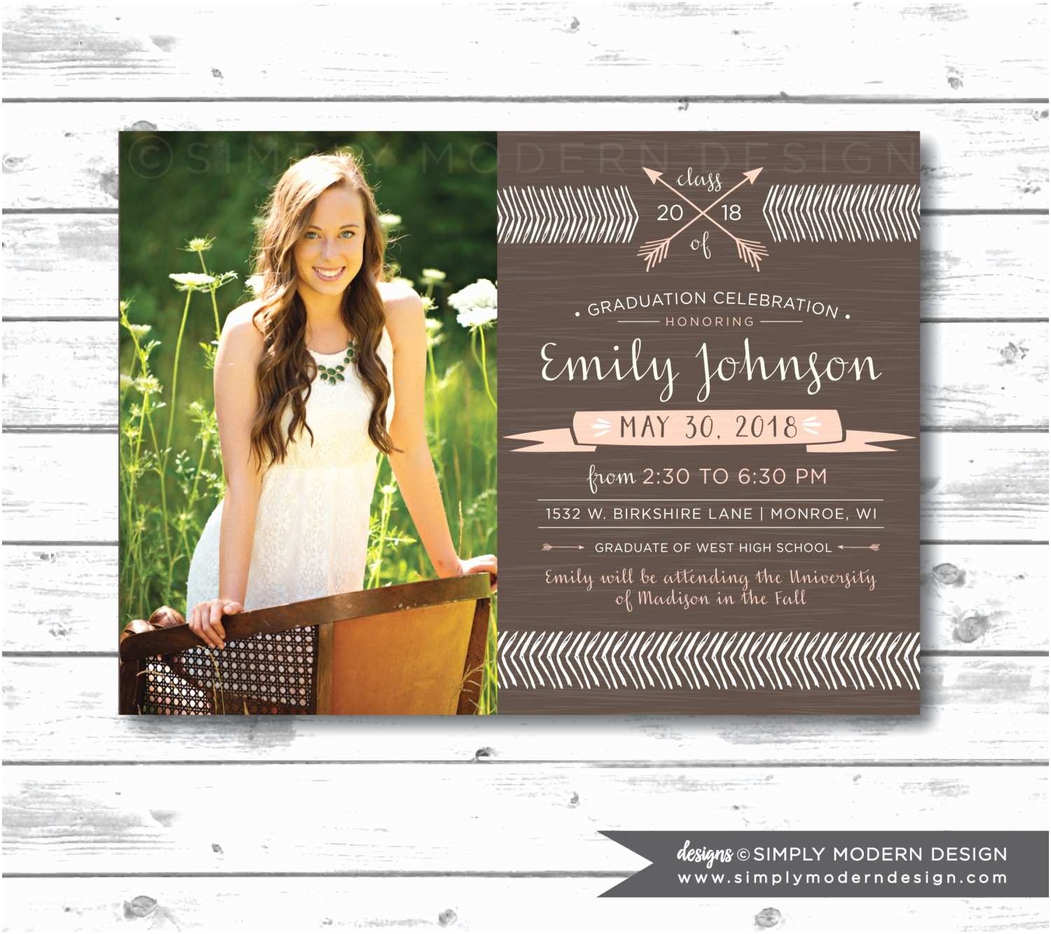 Graduation Party Invitations 2018 2018 Graduation Invitations 2018 Graduation Invitations