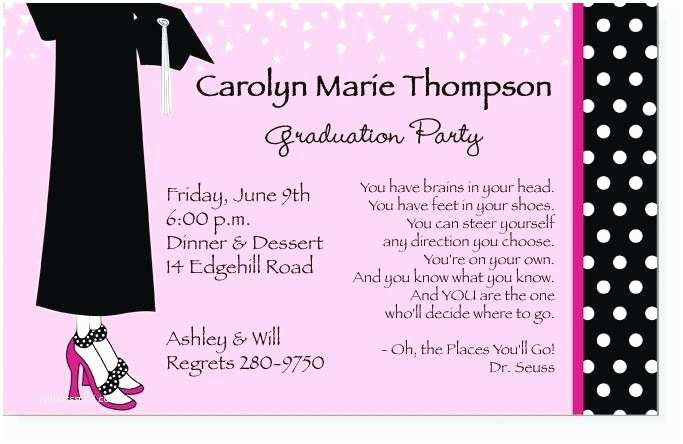 Graduation Party Invitations Graduation Party Invitation Sayings – Meichu2017
