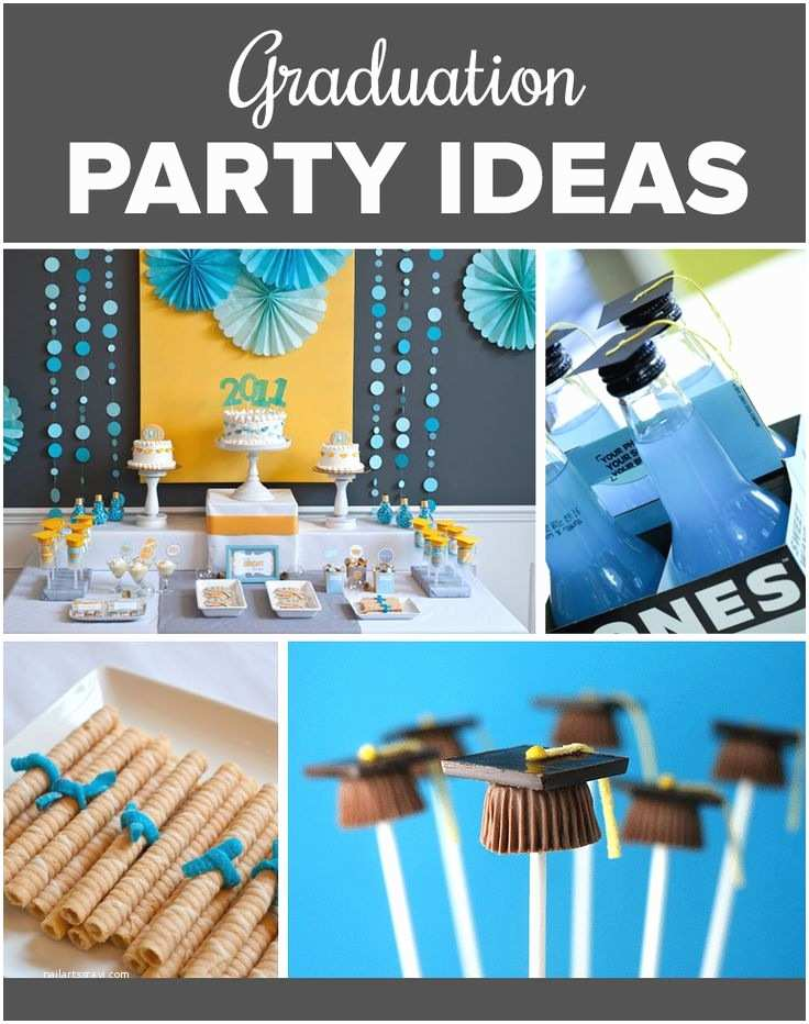 Graduation Party Invitations Ideas Graduation Party Ideas & Invitations to Match