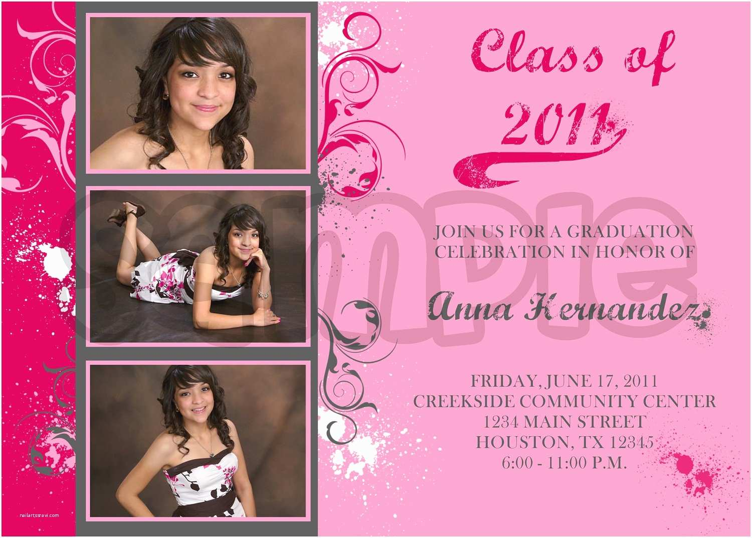 Graduation Party Invitations Ideas top 15 Cheap Graduation Party Invitations for You