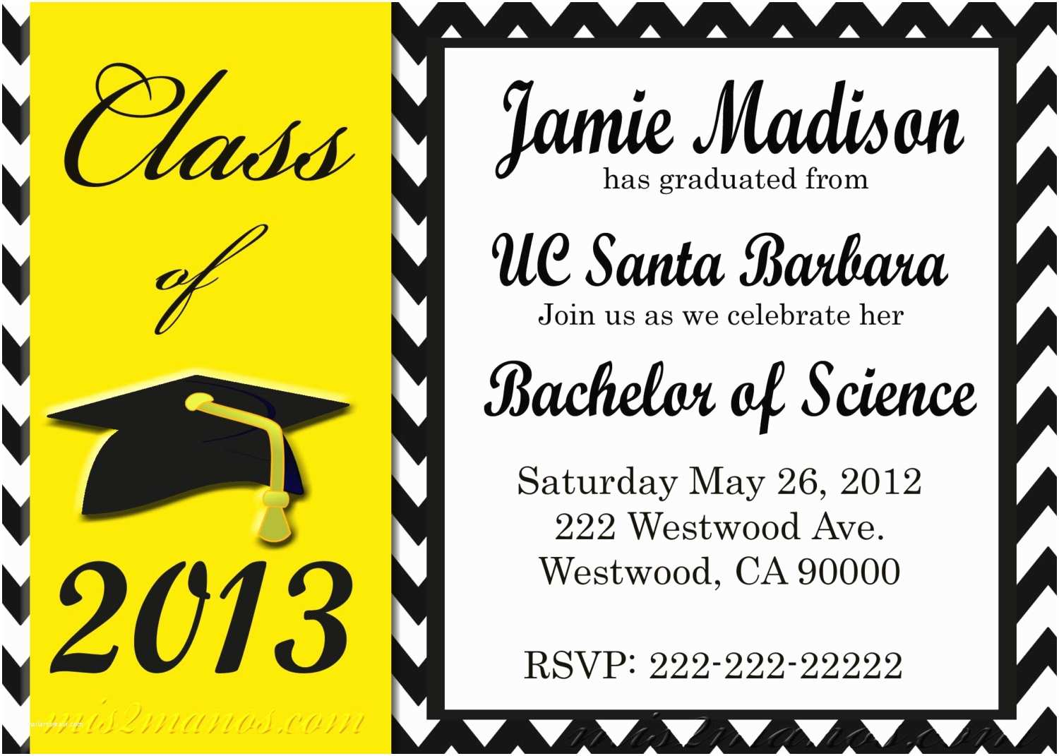 Graduation Party Invitations Tips Easy to Create Graduation Party Invitations Templates