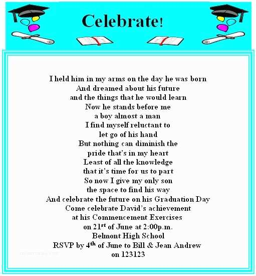 Graduation Party Invitations Wording Graduation Quotes for Friends Tumlr Funny 2013 for Cards