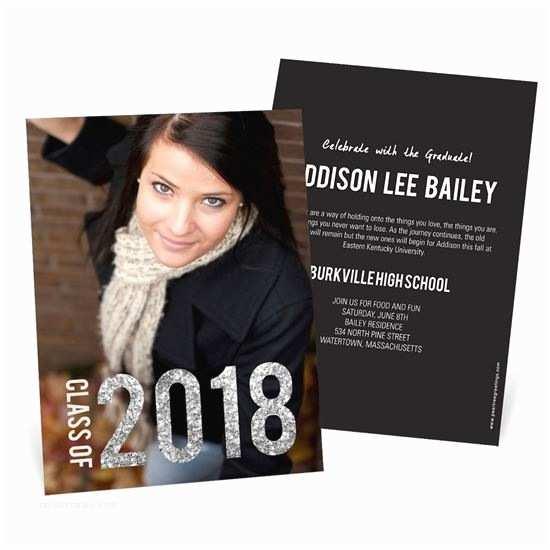 Graduation Photo Invitations Graduation Announcements Custom Designs From Pear Tree