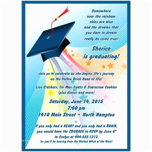 Graduation Pool Party Invitations Kinder Graduation Party Invitation