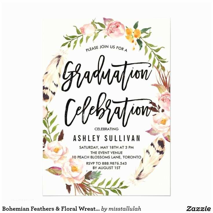 Graduation Reception Invitations Best 25 Graduation Invitations College Ideas On Pinterest