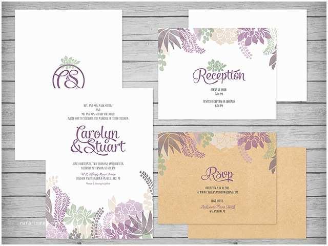 Graphic Design Wedding Invitations the Panik Studio