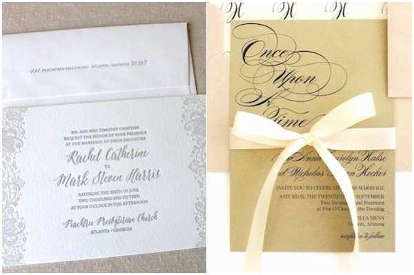 Groupon Wedding Invitations Wedding Invitation Ideas From Three Designers