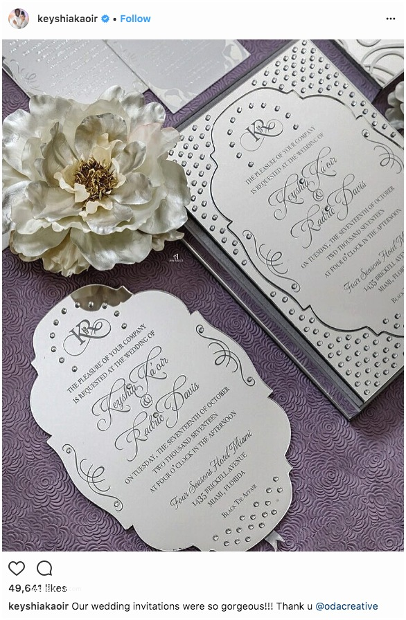 Gucci Mane Wedding Invitations Gucci Mane and Keyshia Ka Oir are Married—new Jersey Bride