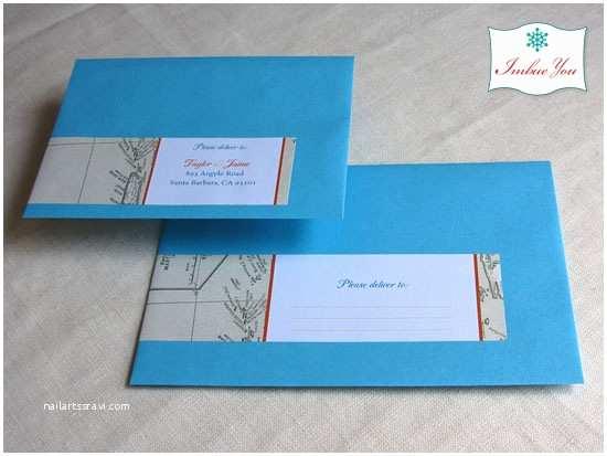 Guest Address Labels for Wedding Invitations Caribbean Map Wedding Invitation Jamaica the Bahamas