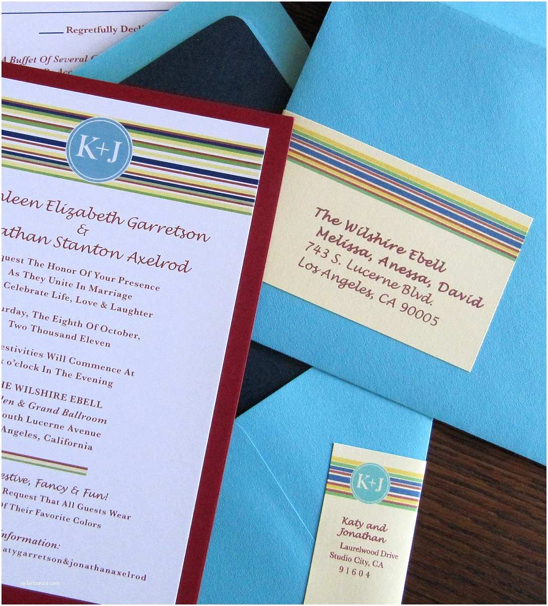 Guest Address Labels for Wedding Invitations Wedding Invitation Guest Address Labels Yaseen for