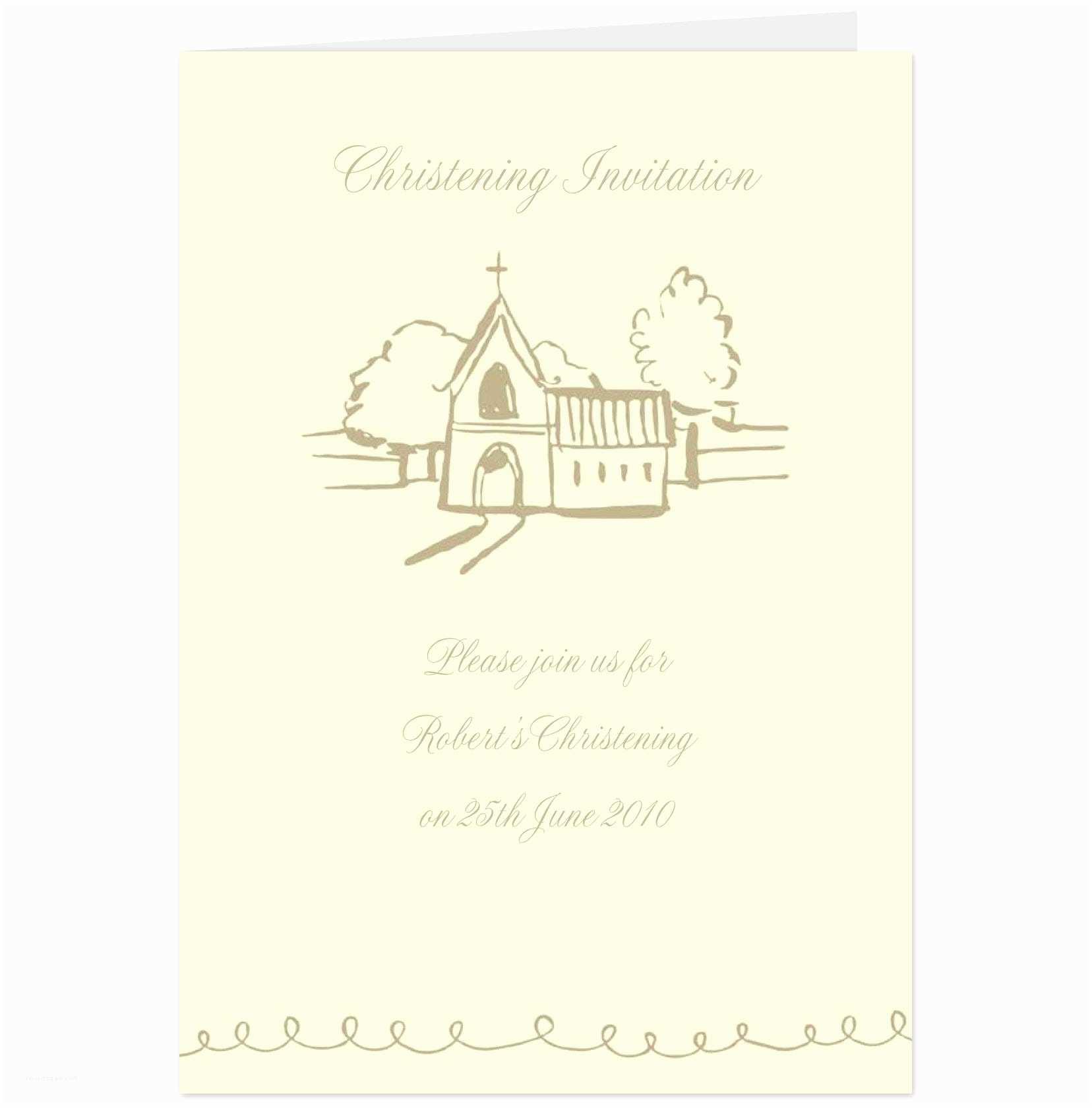 Hallmark Wedding Invitations Hallmark Christening Invitation