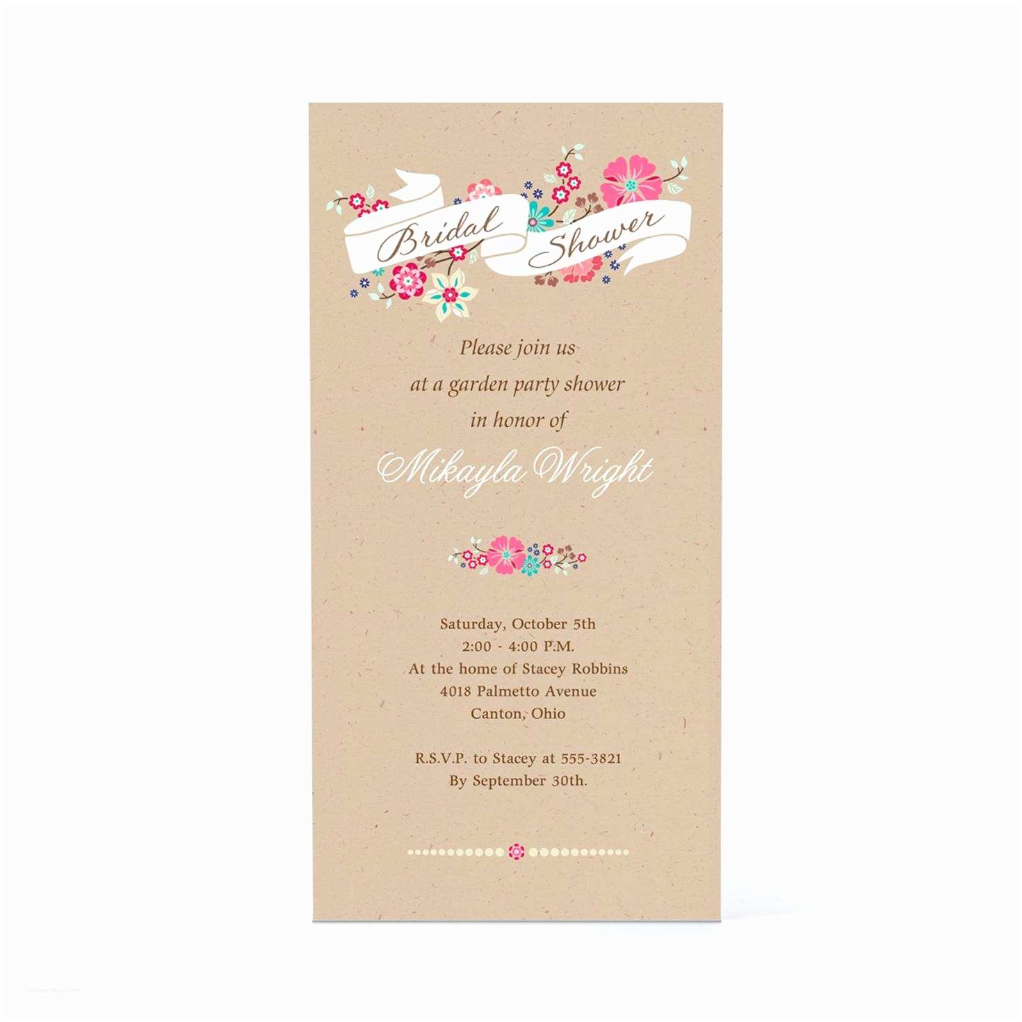 Hallmark Wedding Invitations Hallmark Wedding Shower Invitations Various Invitation