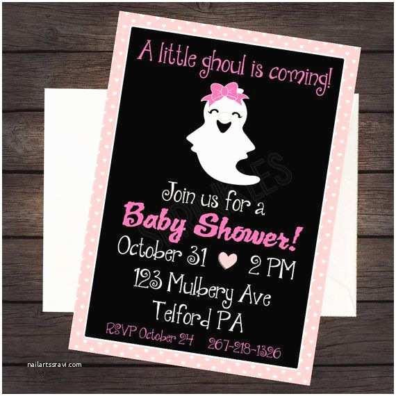 Halloween Baby Shower Invitations Best 25 Halloween Baby Showers Ideas On Pinterest