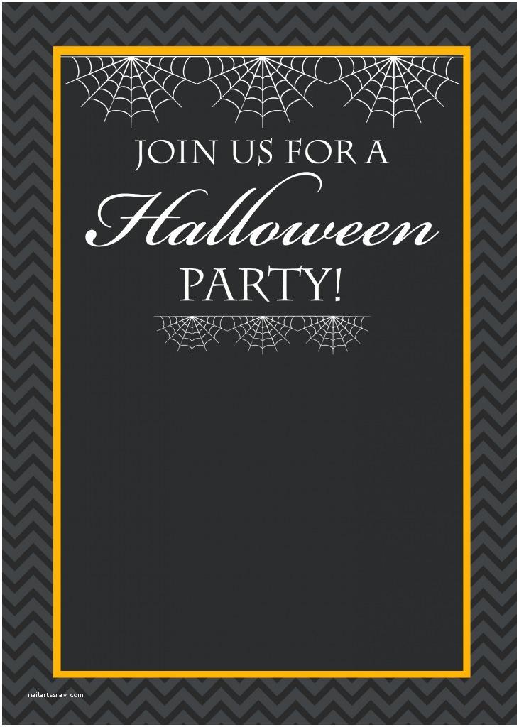 Halloween Birthday Party Invitations Free Printable Halloween Party Invitations Yellow Bliss Road