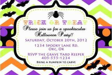 graphic about Printable Halloween Birthday Invitations known as Halloween Birthday Occasion Invites Halloween Social gathering