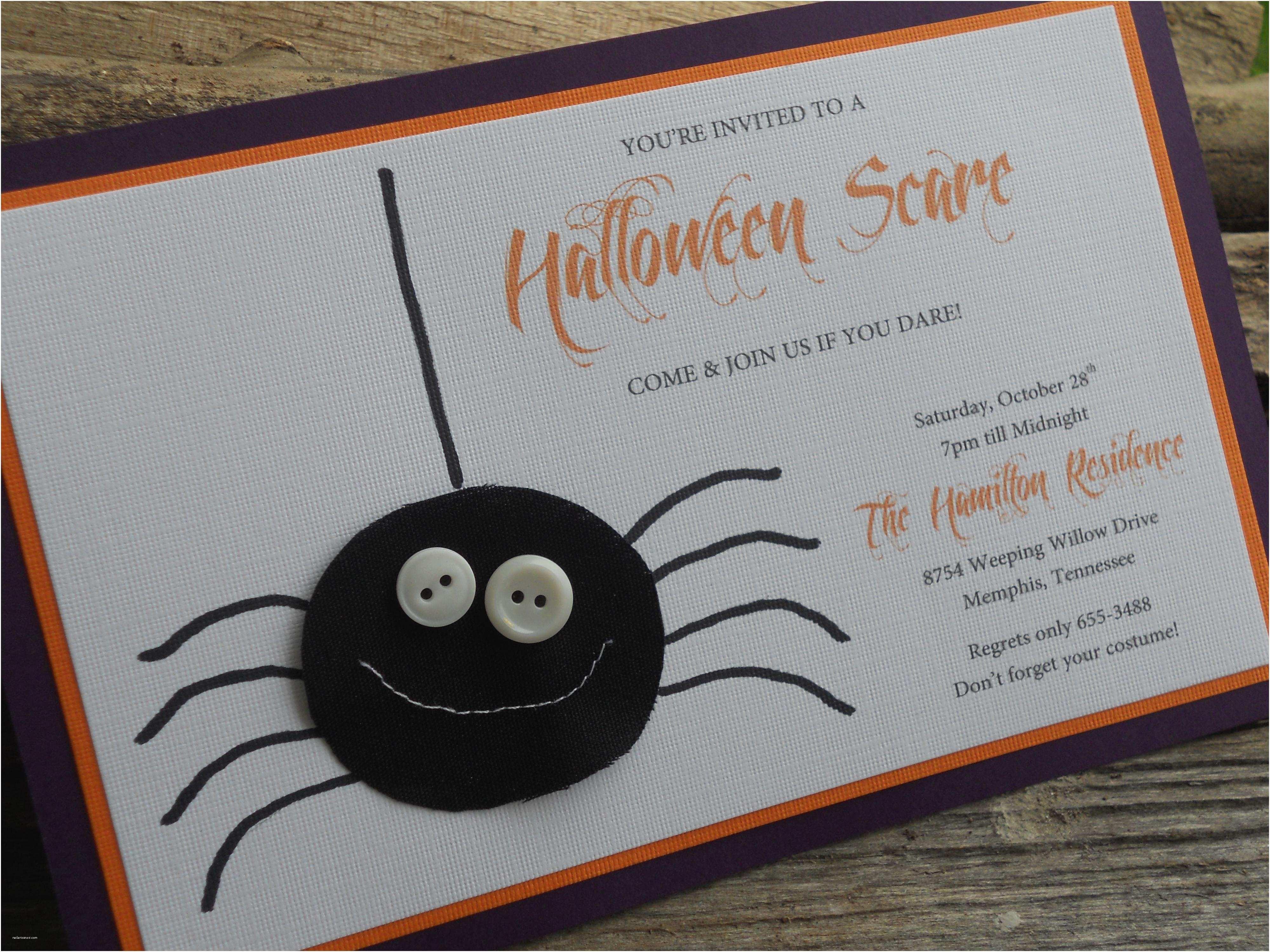Halloween Party Invitation Ideas Halloween Party Invitation Wording