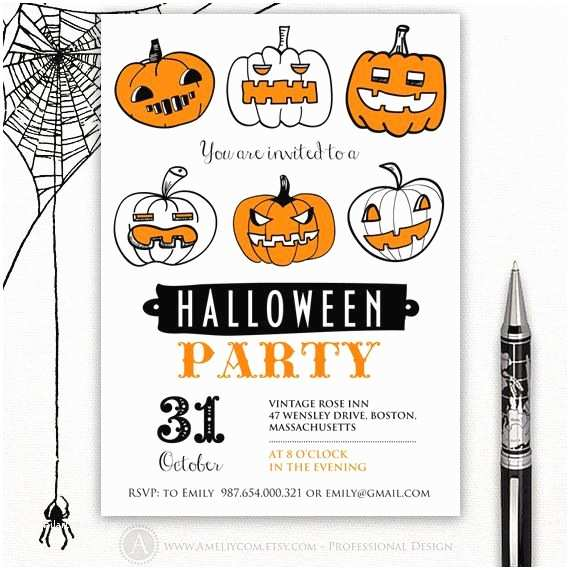 Halloween Party Invitations Templates Best 25 Adult Halloween Invitations Ideas On Pinterest